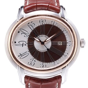 Audemars Piguet Millenary QEII Cut 2010 White Gold 45mm Watch