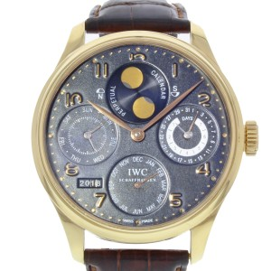 IWC Portuguese IW503202 44mm Mens Watch