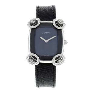 Gucci Horsebit YA117505 28mm Womens Watch