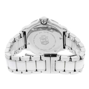 Tag Heuer Formula One WAH1213.BA0861 Steel & Ceramic Quartz Watch