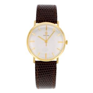 Omega Vintage 33mm Mens Watch