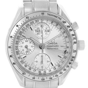 Omega Speedmaster Day Date Chronograph Mens Watch 3523.30.00
