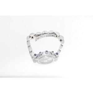 Chopard 38/3331 18K White Gold & Diamond 32mm Watch