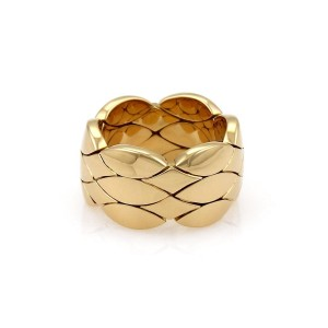 Cartier Ring 18k Yellow Gold Size 5.75