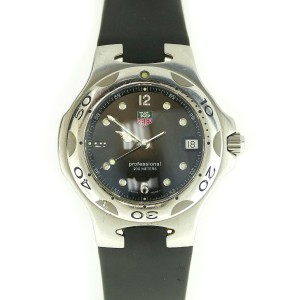 Tag Heuer Kirium Wl1112 37mm Mens Watch