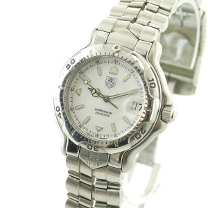 Tag Heuer 6000 WH1111-K1 38mm Mens Watch