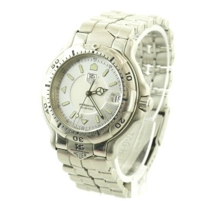 Tag Heuer 6000 WH1113-K1 39mm Mens Watch