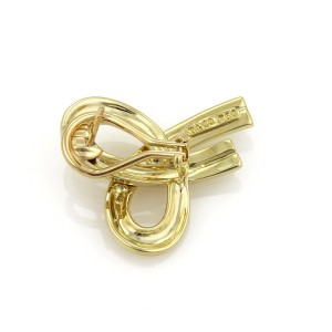 Tiffany & Co. 18k 18K Yellow Gold Earrings