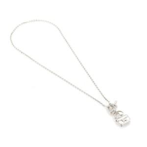 Hermes Sterling Sterling Silver Pendant