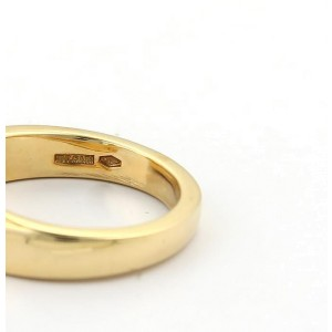 Bvlgari 142950135798-E 18K Yellow Gold Amethyst, Peridot, Topaz Rings Size 6
