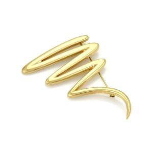 Tiffany & Co. 142951192760-E 18K Yellow Gold Brooch