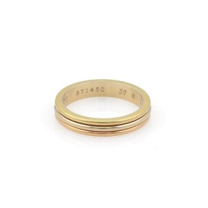 Cartier Ring Size 7.75