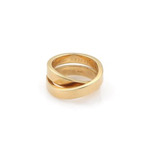 Cartier 18K Yellow Gold Ring Size 5.75