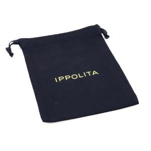 Ippolita Glamazon Stardust Blue Sapphire 18k Yellow Gold Hoop Earrings