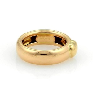 03debf5e3 Tiffany & Co. 18k Two Tone Gold Heart Band Ring - Size 6 | Other ...