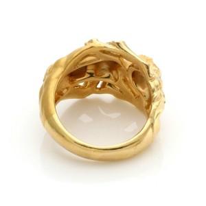 Carrera y Carrera Erotic Couple 18k Yellow Gold Ring