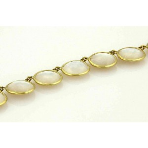 Ippolita Lollipop Rock Candy Mother Of Pearl 18k Yellow Gold Necklace