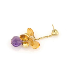 Marco Bicego  18k Yellow Gold & Gemstone Paradise Drop Earrings