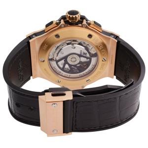 Hublot Big Bang 18K Gold Ceramic Titanium Automatic Mens Watch 301.PB.131.RX