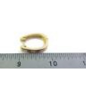 Elegant 2.00ct Diamonds & Pink Sapphire 18k Yellow Gold Oval Hoop Earrings