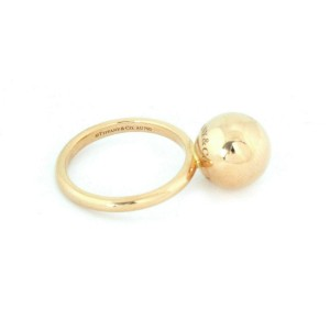 Tiffany & Co. HardWear 18k Rose Gold 12mm Ball Ring