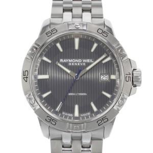 Raymond Weil Tango 300m Steel Blue Dial Quartz Mens Watch 8160-ST2-60001