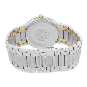 Raymond Weil Othello Cream Dial Stainless Steel Quartz Mens Watch 2310-STG-00808