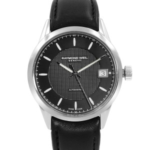Raymond Weil Freelancer Open Back Steel Automatic Mens Watch 2740-STC-20021