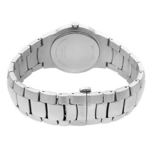Movado Monto Stainless Steel Black Museum Dial Quartz Mens Watch 84 G1 1897