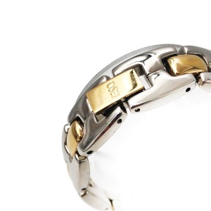 ESQ Movado Contessa Two Tone Steel MOP Dial Quartz Ladies Watch 07100506