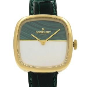 Gomelsky Eppie 32mm Malachite MOP Dial Quartz Ladies Watch G0120083082