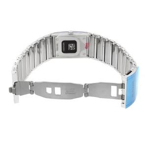 Rado Integral Stainless Steel Black Dial Quartz Ladies Watch R20786159