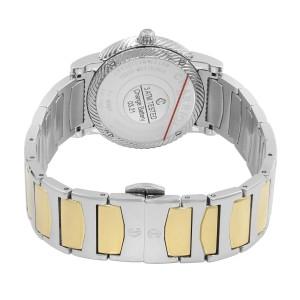 Charriol Parisii MOP 0.40cttw Two Tone Steel Quartz Ladies Watch P33SY2D.921.001