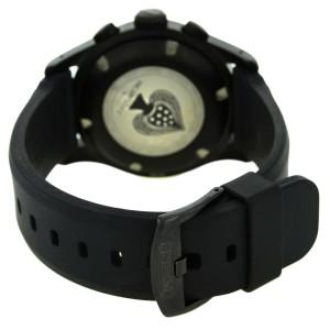Glycine Incursore Black Jack 3871-99-D9 Steel Automatic Men's Watch