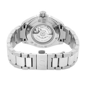 Omega Seamaster Aqua Terra MOP Dial Diamond Steel Automatic 231.15.34.20.55.002