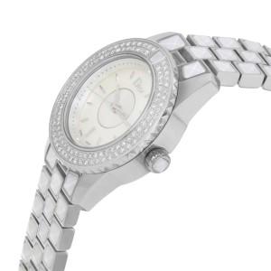Christian Dior Christal CD112118M003 Steel & Diamonds Quartz Ladies Watch