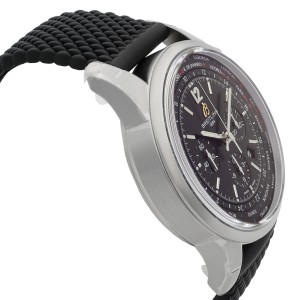 Breitling Transocean Unitime Pilot Chronograph Mens Watch AB0510U6/BC26-256S