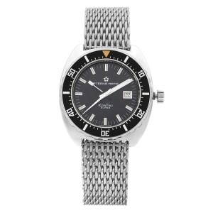 Eterna Super KonTiki LTD Edition Steel Black Dial Mens Watch 1973.41.41.1230