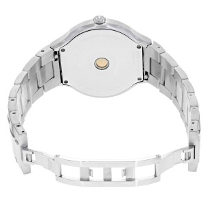 Philip Stein Signature Novalties Stainless Steel Quartz Mens Watch 43-MBW-SS