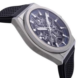 Zenith Defy Titanium Skeletal Dial Automatic Mens Watch 95.9000.670/78.R782