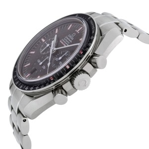 Omega Speedmaster Racing Chronograph Carbon Dial Automatic Mens Watch 3552.59.00