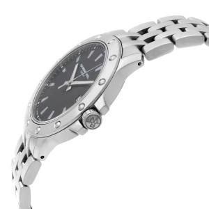 Raymond Weil Tango Stainless Steel Black Dial Quartz Mens Watch 5599-ST-20001