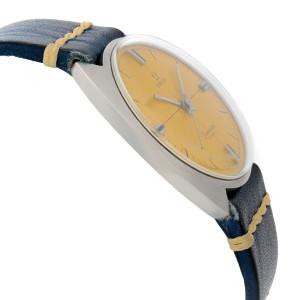 Vintage Omega Seamaster Cosmic Steel Hand-Wind Mens Watch 135017-TOOL 107