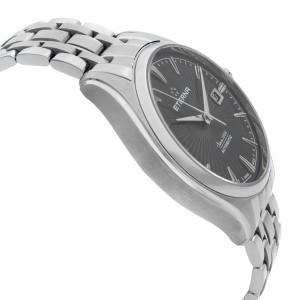 Eterna Avant-Garde Date Steel Black Dial Automatic Mens Watch 2945.41.40.1715