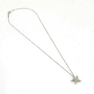 Tiffany & Co. Elsa Peretti Diamond Starfish Pendant