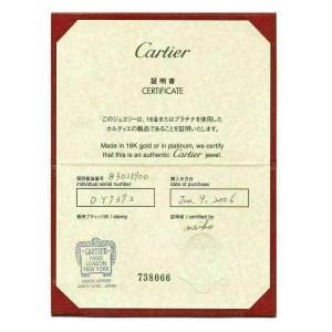 Cartier Pasha 18k Yellow Gold Round Charm Pendant w/Cert