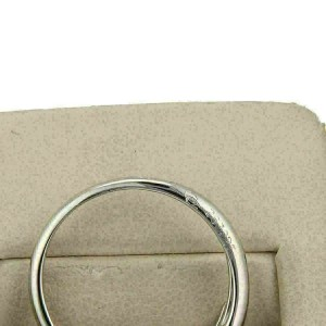Carrera y Carrera Diamond 18k White Gold Detailed Hand Ring