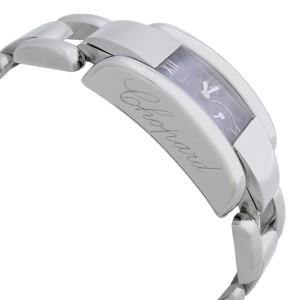 Chopard La Strada Geneve Stainless Steel Blue Dial Quartz Ladies Watch 8357