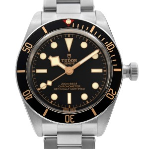 Tudor Black Bay Fifty-Eight Steel Black Dial Automatic Mens Watch M79030N-0001