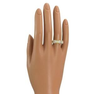 Roberto Coin Appassionata Diamond 18k Gold 6.5mm Wide Band Ring Size 6